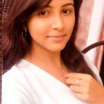 Subiksha, selfie, tamil actress, white dress