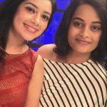 Suja Varunee, Sujatha Naidu, friend, actress