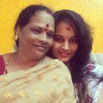 Suja Varunee, Sujatha Naidu, mom