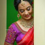Suja Varunee, Sujatha Naidu, saree, shy, tamil