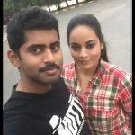 Suja Varunee, Sujatha Naidu, selfie