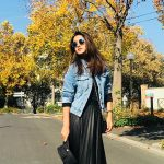 Vani Bhojan, modern dress, adorable