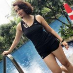 Yami Gautam, Uri The Surgical Strike Actress, swimming pool, without dress