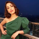 Yami Gautam, green dress, adorable