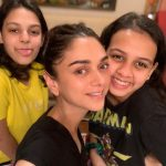 Aditi Rao Hydari, family, friends, girls