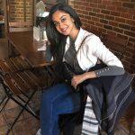 Aishwarya Arjun, hair style, smile, actress