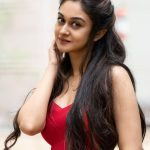 Aishwarya Arjun, hd, wallpaper, red dress, Prema Baraha
