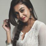Aishwarya Arjun, instagram, white dress, kannada
