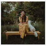 Amala Paul, Aadujeevitham Heroine, yellow dress, stylish