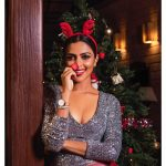 Amala Paul, christmas, stunning