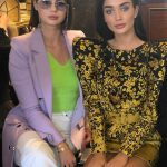 Amy Jackson, friends, actresses, glmaour