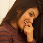 Anju Kurian, Idam Jagat Heroine, cute smile