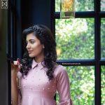 Anju Kurian, Naan Seidha Kurumbu Heroine, side pose, handsome