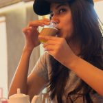 Anju Kurian, coffee, pretty