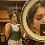 Anju Kurian, makeup, dazzling