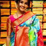 Anupama Parameswaran, saree, traditional, saree love