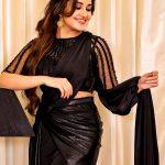 Anupama Parameswaran, shy, tamil actress, saree