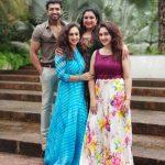 Arun Vijay, Family, Kavitha, preetha, anitha vijay kumar