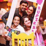 Arun Vijay, Family, birthday, celebration, sridevi vijaykumar