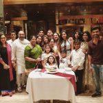 Arun Vijay, Family, full family, birthday, event