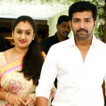 Arun Vijay, Family, hd, wallpaper, sridevi