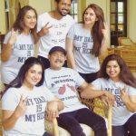 Arun Vijay, Family, preetha, anitha, sridevi, vanitha vijay kmar