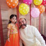 Arun Vijay, Family, rupikaa, father, birthday