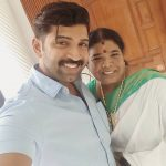 Arun Vijay, Family, selfie, amma, mother, second mother