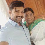 Arun Vijay, Family, selfie, amma, mother, second mother