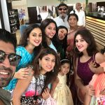 Arun Vijay, Family, selfie, sister, full family, hd