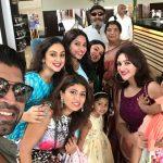 Arun Vijay, Family, selfie, sister, full family, hd