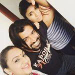 Arun Vijay, Family, selfie, wife, sister, preetha vijay kumar