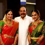 Arun Vijay, Family, sister, father