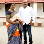 Arun Vijay, Family, thadam, father, mother, second mother