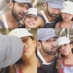 Arun Vijay, family, daughter, purvi, collage