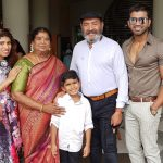 Arun Vijay, family, father, mom, hd, actor