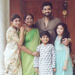 Arun Vijay, family, mom, wife, hd, actor life