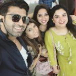 Arun Vijay, family, selfie, sisters, wife