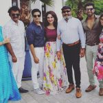 Arun Vijay, family, sister, father, hd