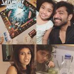 Arun Vijay, family, smile, wife, collage, actor