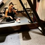Catherine Tresa, gym, workout, fitness
