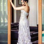 Catherine Tresa, photoshoot, backside, full size