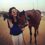 Catherine Tresa, smile, horse, cooling glass