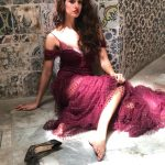 Disha Patani, Baaghi 2 Actress, pink dress, favorable