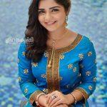 Gouri G Kishan, 2018 Photo shoot, exclusive Look, Blue Dress