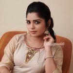 Gouri G Kishan, Anugraheethan Antony Actress, brown look, charismatic