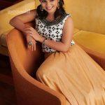Gouri G Kishan, Anugraheethan Antony Actress, fancy look