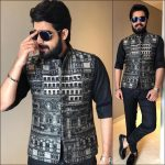 Harish Kalyan, cooler, glass, beard
