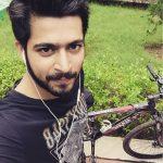 Harish Kalyan, headset, selfie, actor life