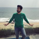 Harish Kalyan, sea, cute, actor